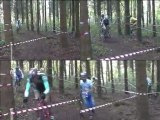 Cyclo cross la ferté sous jouarre Junior Départemantaux 2009