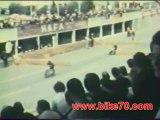 Reims 1970 : course moto 1/3