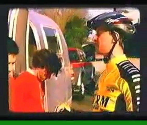 Mr Manatane et les cyclistes