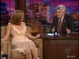 Jennifer Lopez on Jay Leno Show 2005 (Part 1)