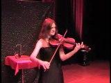 Show musical et magique de la violoniste Ludivine Pauwels
