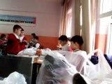 Salih İşgören İlköğretim Okulu Model Roketçilik Kursu