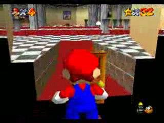 Super Mario 64 - Derrière le mirroir (TAS)
