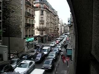 Embouteillage Parisien