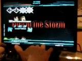 Stepmania Fury Of The Storm hard 14 pieds dizzy step mania