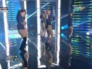 Because Of You (Music Bank 2009-12-11) - After School