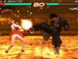 Tekken 6 psp : Combats Extrème