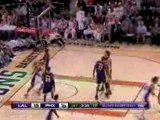 NBA Steve Nash skips a beautiful bounce pass to Jared Dudley