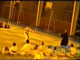 combat baton bo jutsu karaté do shotokai partie 1
