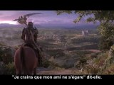 Dante's Inferno cinématique