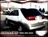 used Buick Rendezvous MI 2004 located at Golling Pontiac GMC