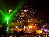 Vuurwerk Nationale Nieuwjaarsnacht Rotterdam
