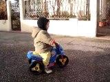 petite ballade en moto
