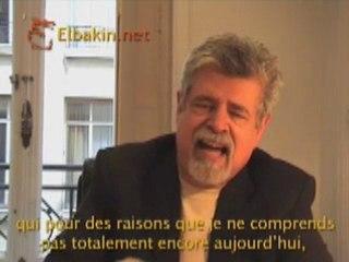 Interview de Raymond E. Feist - Salon du Livre de Paris 2008