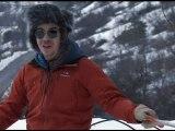 Gilles Estrambouli présente l'Ice Climbing Ecrins 2010