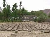 chantier associatif Terre Construite / Tierra Construida