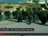 Celebran palestinos 45 años de Al Fatah