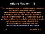Affaire Pédophile Maoloni 1/2 - LLP