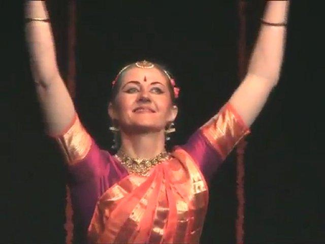 Vandé Mataram  — Danse indienne Bharata-Natyam