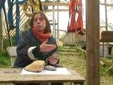 Pourquoi polissait-on les haches au neolithique