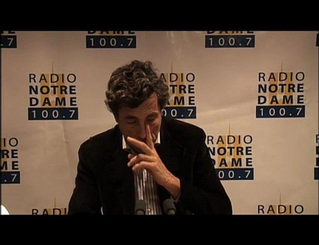 Courrier des auditeurs - Radio Notre Dame - 02/01/10