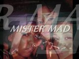 """MISTER MAD Freestyle sur FMR 89.1Mhz """"Nuff Luv Crew"""" avec la participation de SASHEM, DOSA & Ras Simmons (2ème partie)"""