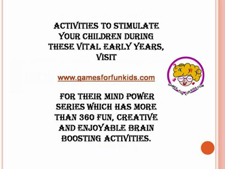 Preschoolers activities made funny for kids
