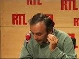 Z comme Zemmour - 4 janvier 2010 sur RTL