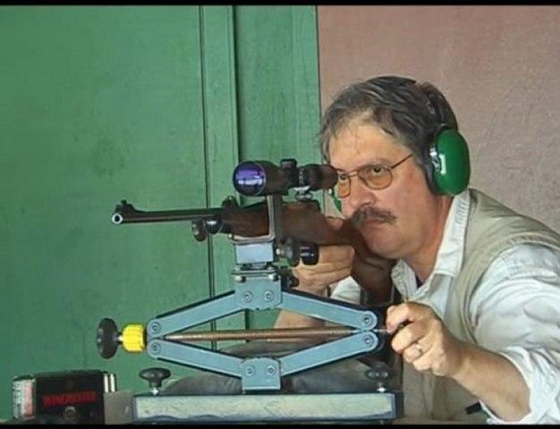La carabine Heym SR30 cal 270 WSM