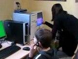 Un ordinateur supplémentaire dans les CLIS de Haute-Saône