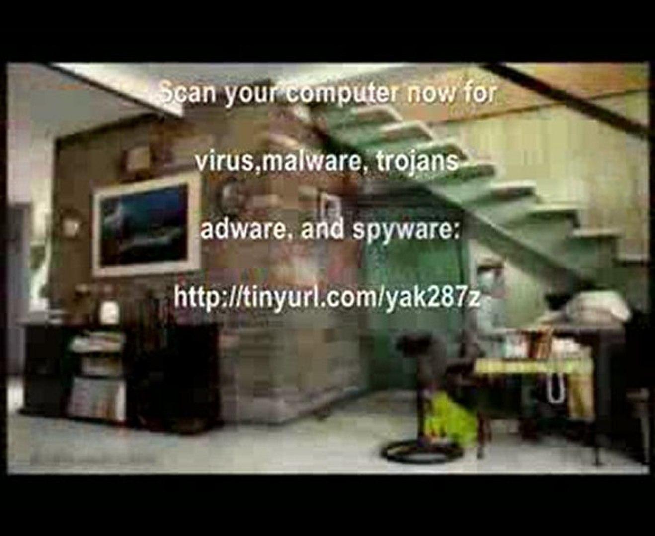 free virus scan