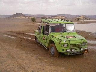 Touareg Trail 2009 - Foto's Mauritanië + Mali