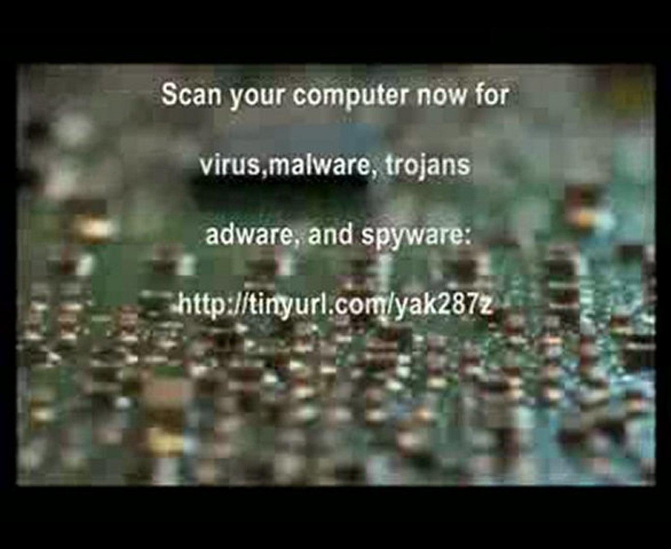 virus on computer