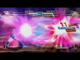 Gameplay Tatsunoko Vs. Capcom  Ultimate All-Stars (Wii)