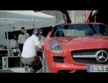 Mercedes SLS AMG - Extreme Looping!