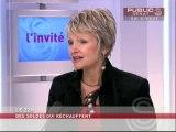 LE 22H,Nicole Bricq, vice-présidente (PS)  de la commission des finances au Sénat
