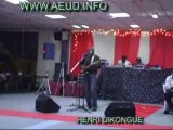 PRESTATION HENRI DIKONGUE A LA SOIREE AEUD 2009