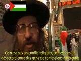 Gaza les vrais juifs religieux contre le sionisme