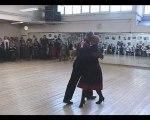 10 jaar tango voor ontbijt: Demo Frank en Gertje