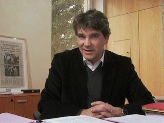 Voeux 2010 internet d'Arnaud Montebourg