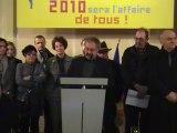 partie 1discours du maire bonne année 2010 partie 1