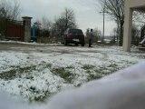 Mon Hyper 8.5 dans la neige !