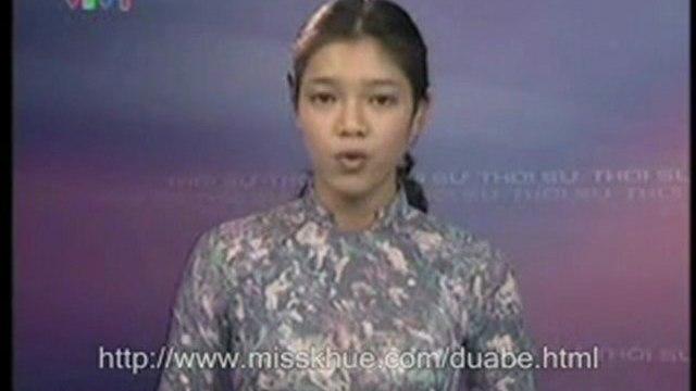 đứa bé do biên tập viên đài truyền hình Việt Nam thực hiện
