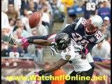 watch nfl playoffs Baltimore Ravens vs New England Patriots
