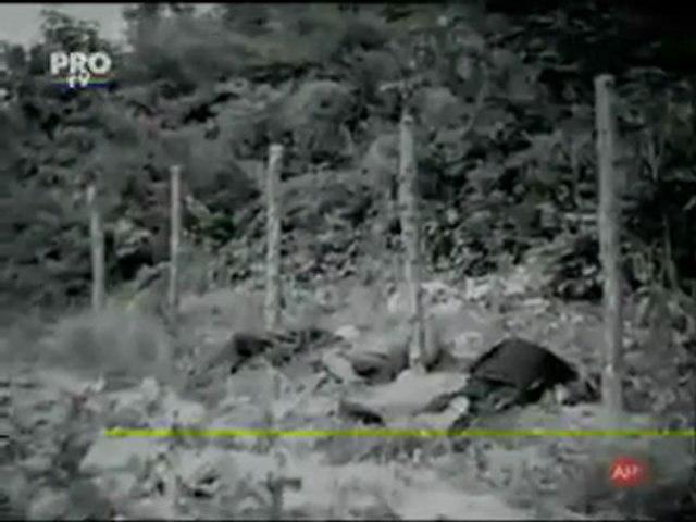 Executia lui Maresalul Ion Antonescu