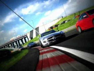 Gran Turismo 5 - Mercedes Benz SLS AMG