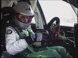 Rallye Monte Carlo 2005 Alex Bengué