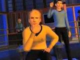 Les Sims 3 : parodie de Star Trek