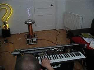 Musical Tesla