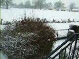 la neige toujours